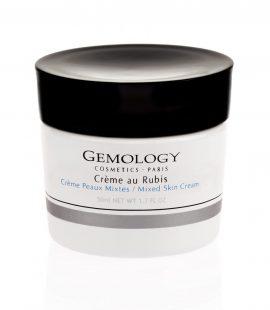 Crema antiage al Rubino per pelli miste