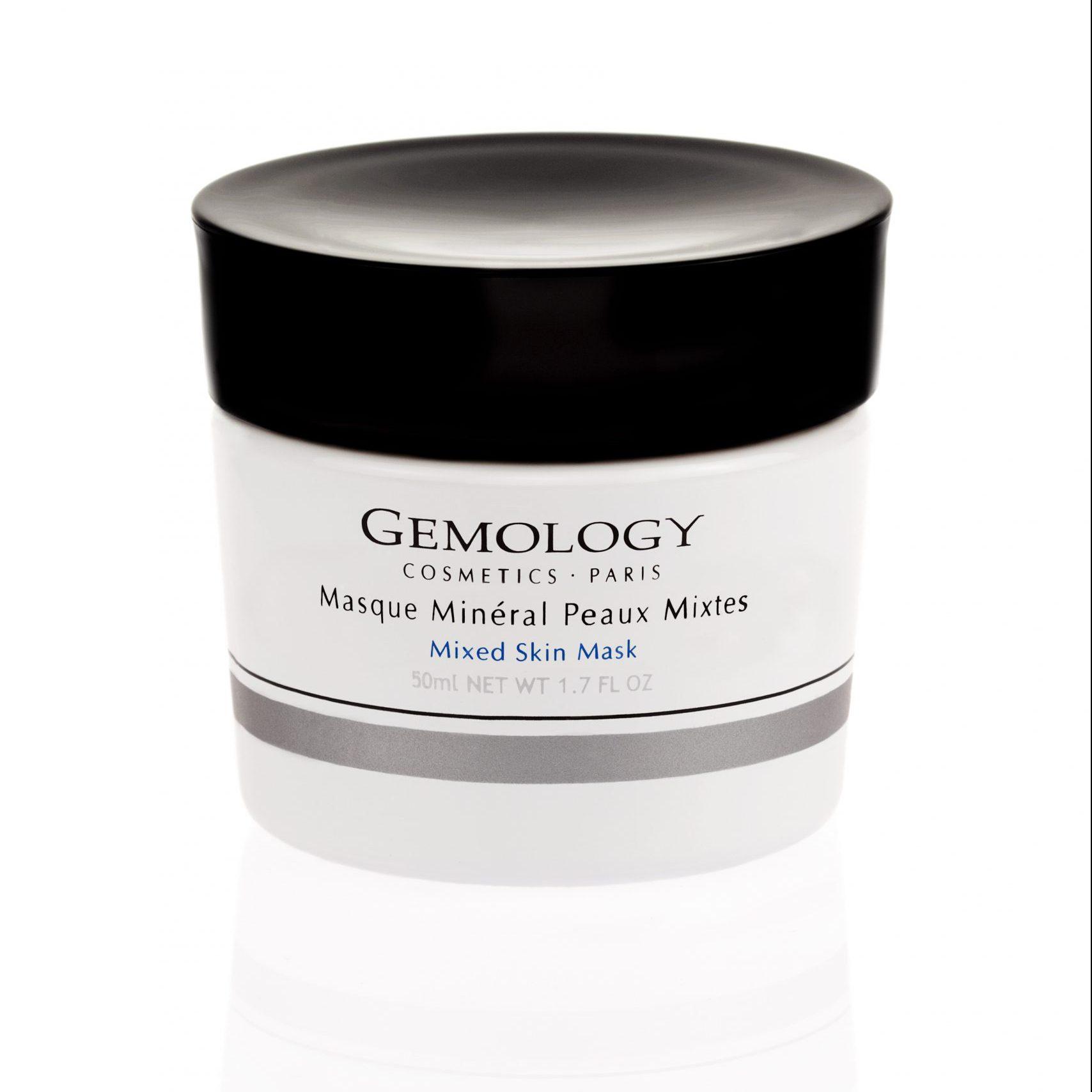 Masque Minéral Peaux Mixtes Maschera Minerale pelli miste