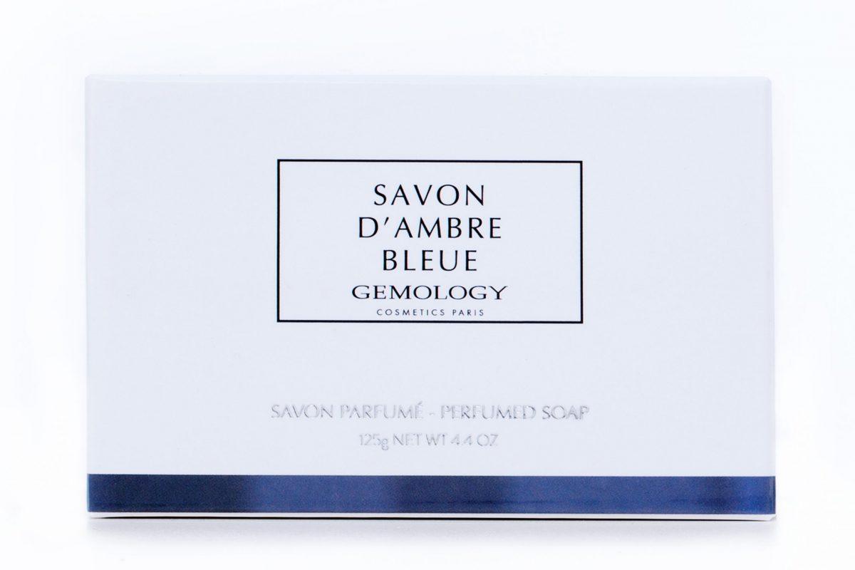 Sapone ricostituente all'Ambre Blu
