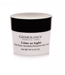 Crema pelle sensibili gemology zaffiro viaggio